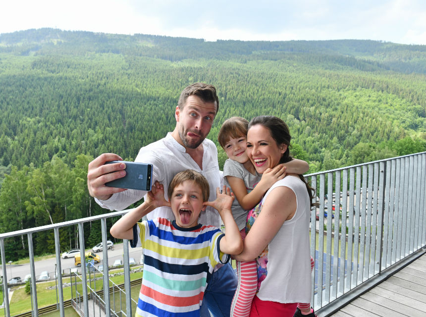 The best family holiday in the mountains